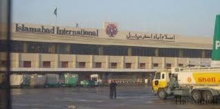 Islamabad airport